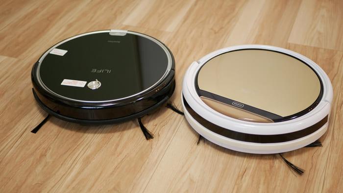 ILIFE社ロボット掃除機比較レビュー