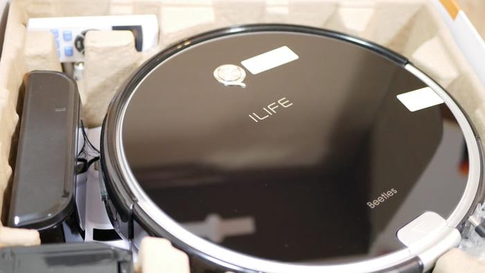 ILIFE「A6」はシンプルですっきりしたデザインが特徴