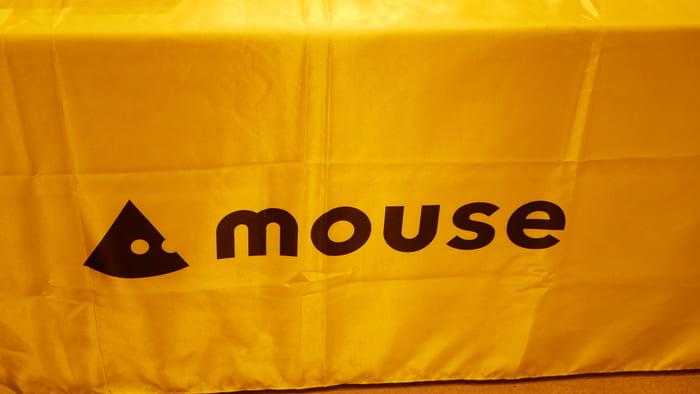マウスコンピューターも出展するイベントに参加してきました