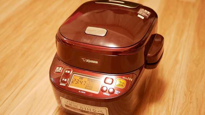 象印自動圧力IHなべ「EL-MB30」を使ってほったらかし調理デビューを