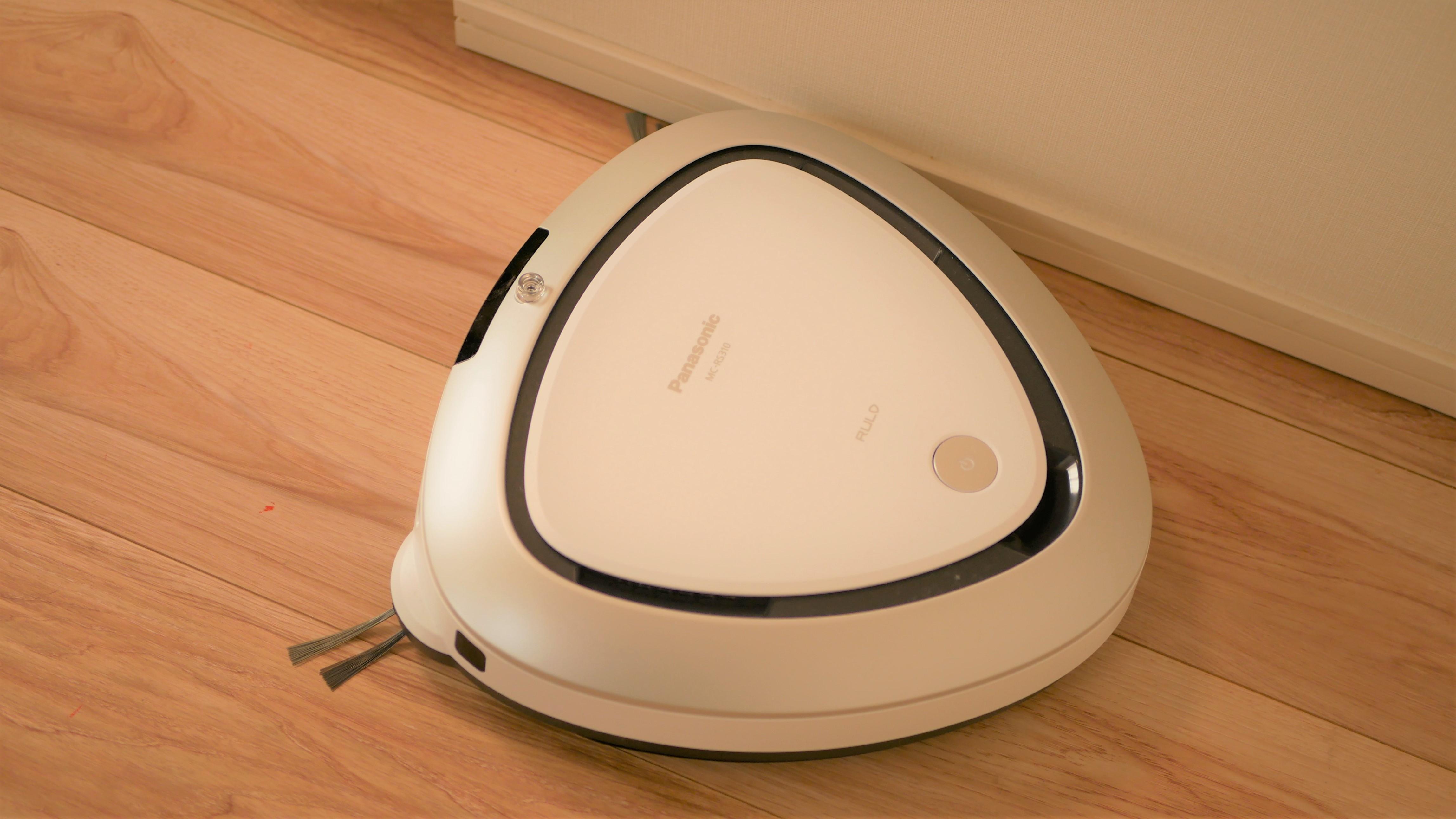 ルーロ310は価格もリーズナブルで総合的におすすめなロボット掃除機です