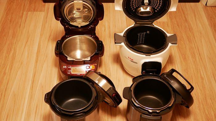 結局、電気圧力鍋は何がおすすめ?