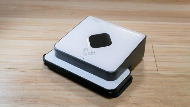 床拭き掃除ロボット「ブラーバ」レビュー・口コミ