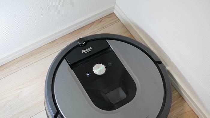 ルンバ960を導入すると掃除の手間が激減します