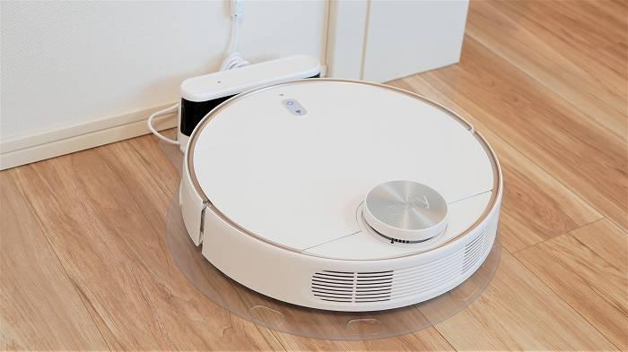 Eufy「RoboVac L70 Hybrid」はAnkerが販売しているロボット掃除機