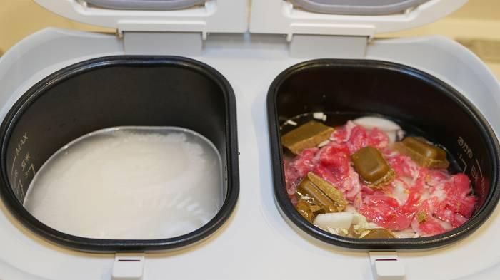 炊飯器を持っていない一人暮らしを始める人はツインシェフ一台あればオールOKでは?